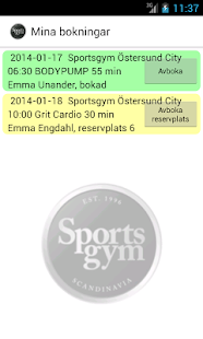 Sportsgym Scandinavia - screenshot thumbnail