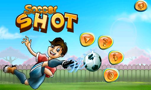 Shooting Boy: a Soccer Hero 1.5 screenshots 5
