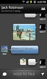 TalkBox Voice Messenger - PTT Screenshot 4