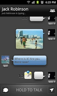 TalkBox Voice Messenger - PTT - screenshot thumbnail