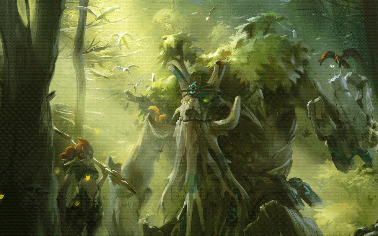 Dota2Arts - VALVE Arts - screenshot