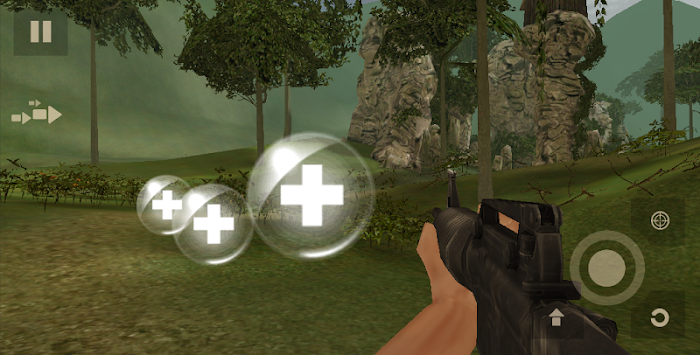 Sniper Shooter Valley FREE apk screenshot