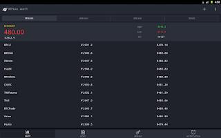Screenshot of Bitcoin Kan - All-in-one!