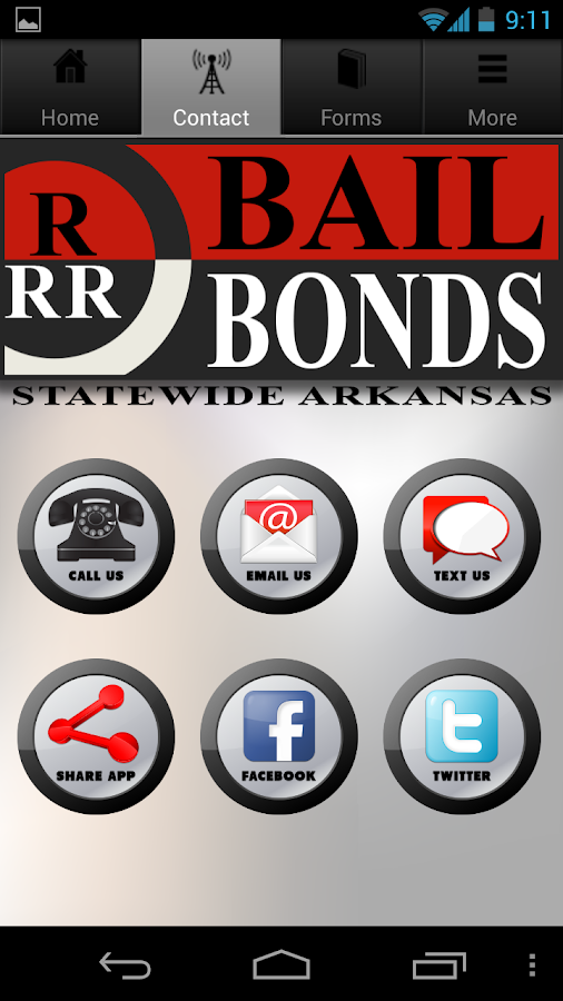 arkansas bail bonds android apps on google play. Black Bedroom Furniture Sets. Home Design Ideas
