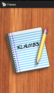Flames screenshot