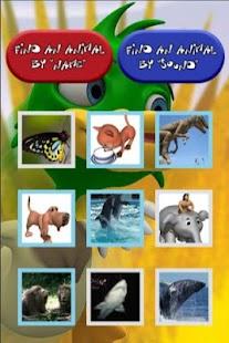 Kids Zoo - 3D Animated Animals