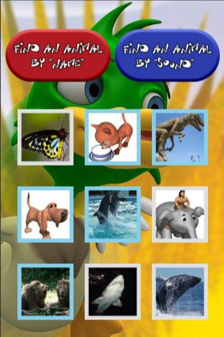 Kids zoo 3d animated animals screenshot
