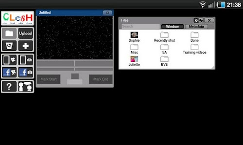 Clesh Video Editor screenshot 3