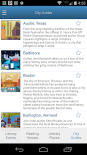 Poets & Writers Local- screenshot thumbnail