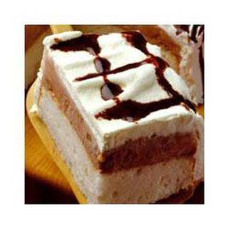 Easy Chocolate Ice Cream 'N' Cake.