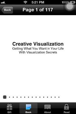 Mind Visualization Secrets - screenshot