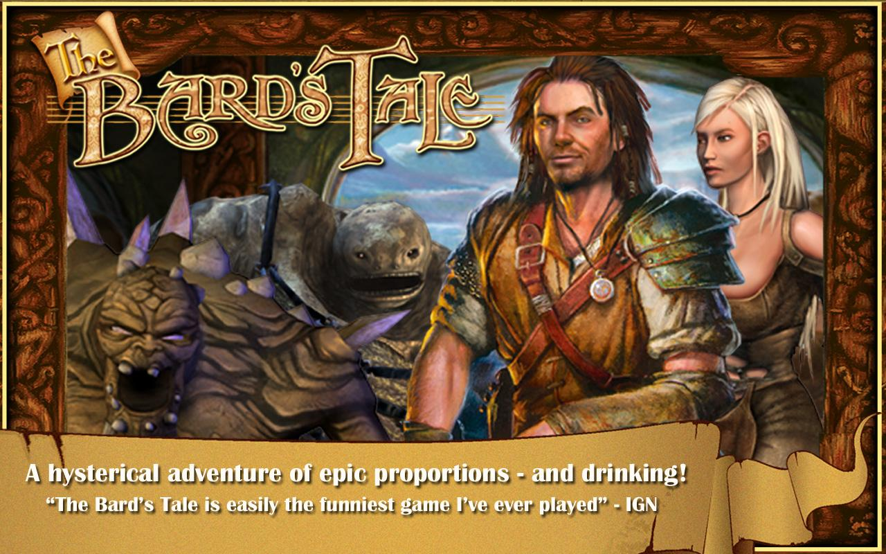 The Bard's Tale- screenshot