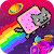 Nyan Cat: The Space Journey file APK for Gaming PC/PS3/PS4 Smart TV