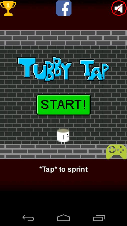 Tubby Tap - screenshot
