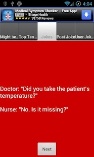 Nursing Jokes- screenshot thumbnail
