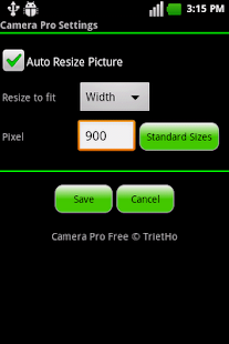Camera Pro (Free) - screenshot thumbnail
