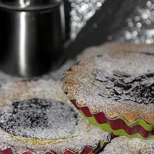 Chocolate Cream Pastries