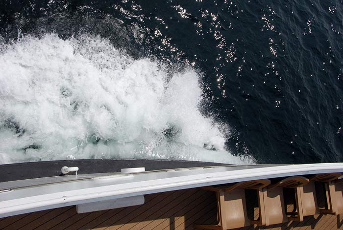 If you follow a few simple tips, you should be able to avoid motion sickness on a cruise.