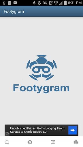 玩運動App Footygram免費 APP試玩