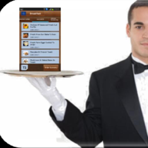 Hotel Smart Waiter KOT LOGO-APP點子