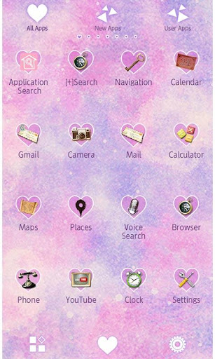 Cute Theme-Pastel Tribal- 1.0 Windows u7528 2