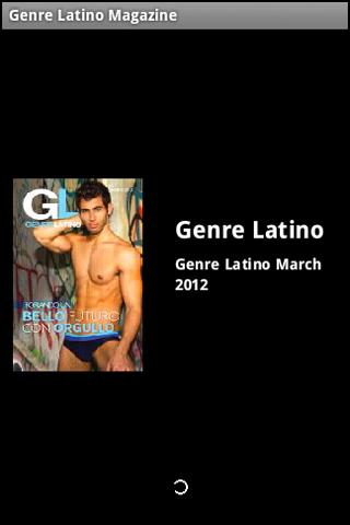 Genre Latino - screenshot