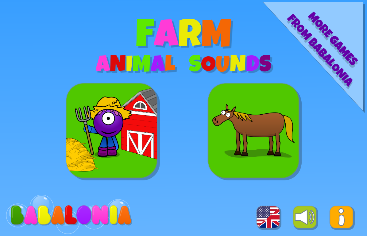 Farm - Animal Sounds- screenshot