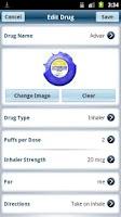 Screenshot of Dosecast - Medication Reminder