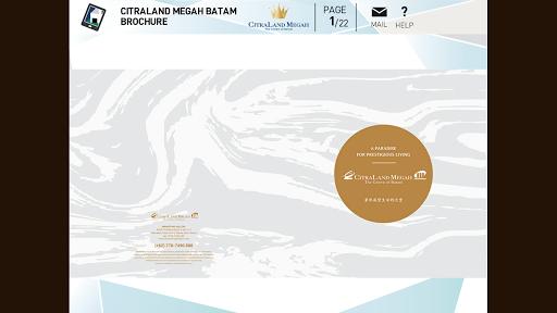 CitraLand Megah Batam Brochure