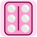 Lady Pill Reminder  ® icon