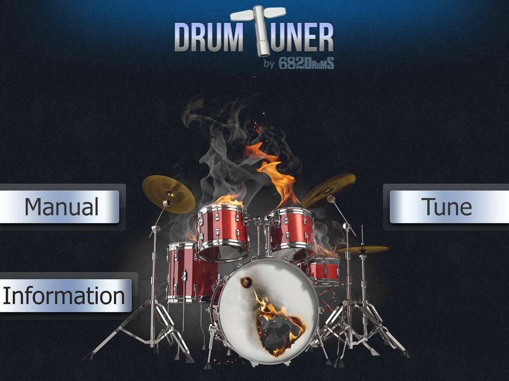 DRUM-TUNER- screenshot