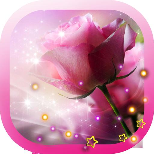 Roses Pink n Red 個人化 LOGO-阿達玩APP