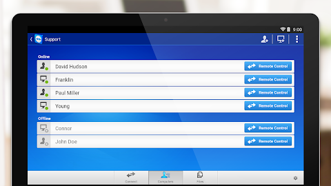 TeamViewer for Remote Control Screenshot 3