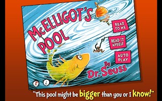 Screenshot of McElligot's Pool - Dr. Seuss