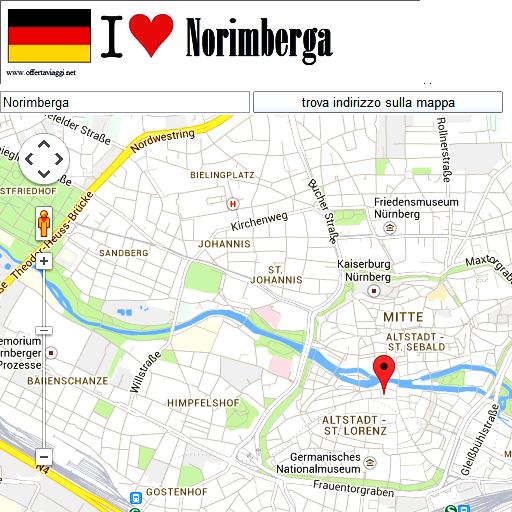Norimberga maps