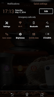 Screenshot of eXp Theme - Coffee