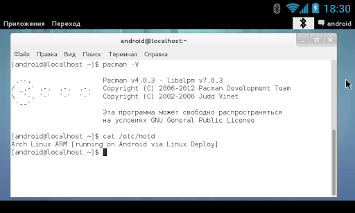 Linux Deploy 2.2.0 screenshots 6