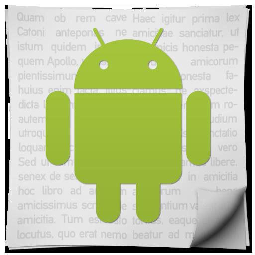 News on the Android world 新聞 App LOGO-硬是要APP