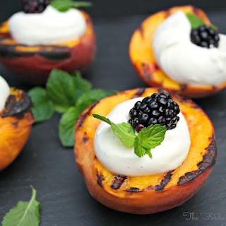 Peach Halves Dessert Recipes.