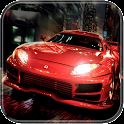 3D Racing Car icon