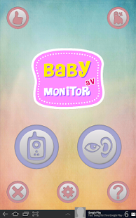 Baby Monitor AV- screenshot thumbnail