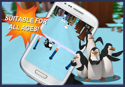 企鵝跑跑3D: 北極猛衝!