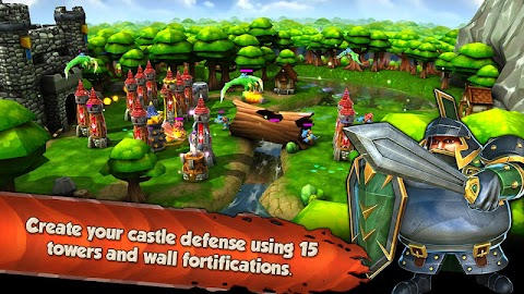 Siegecraft™ Defender Screenshot 6