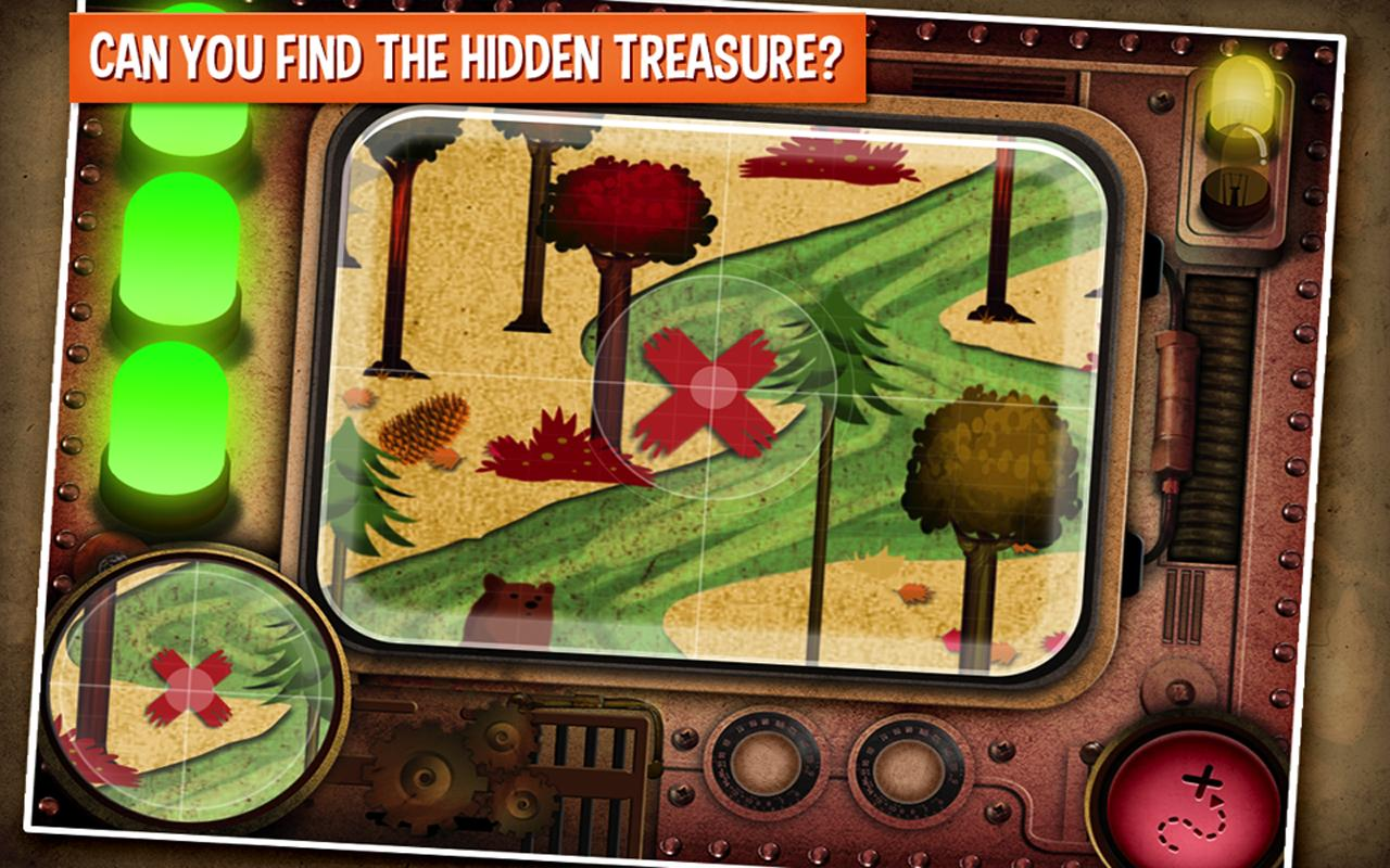 Wombi Treasures- screenshot