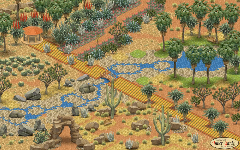 Inner Garden: Desert Garden- screenshot
