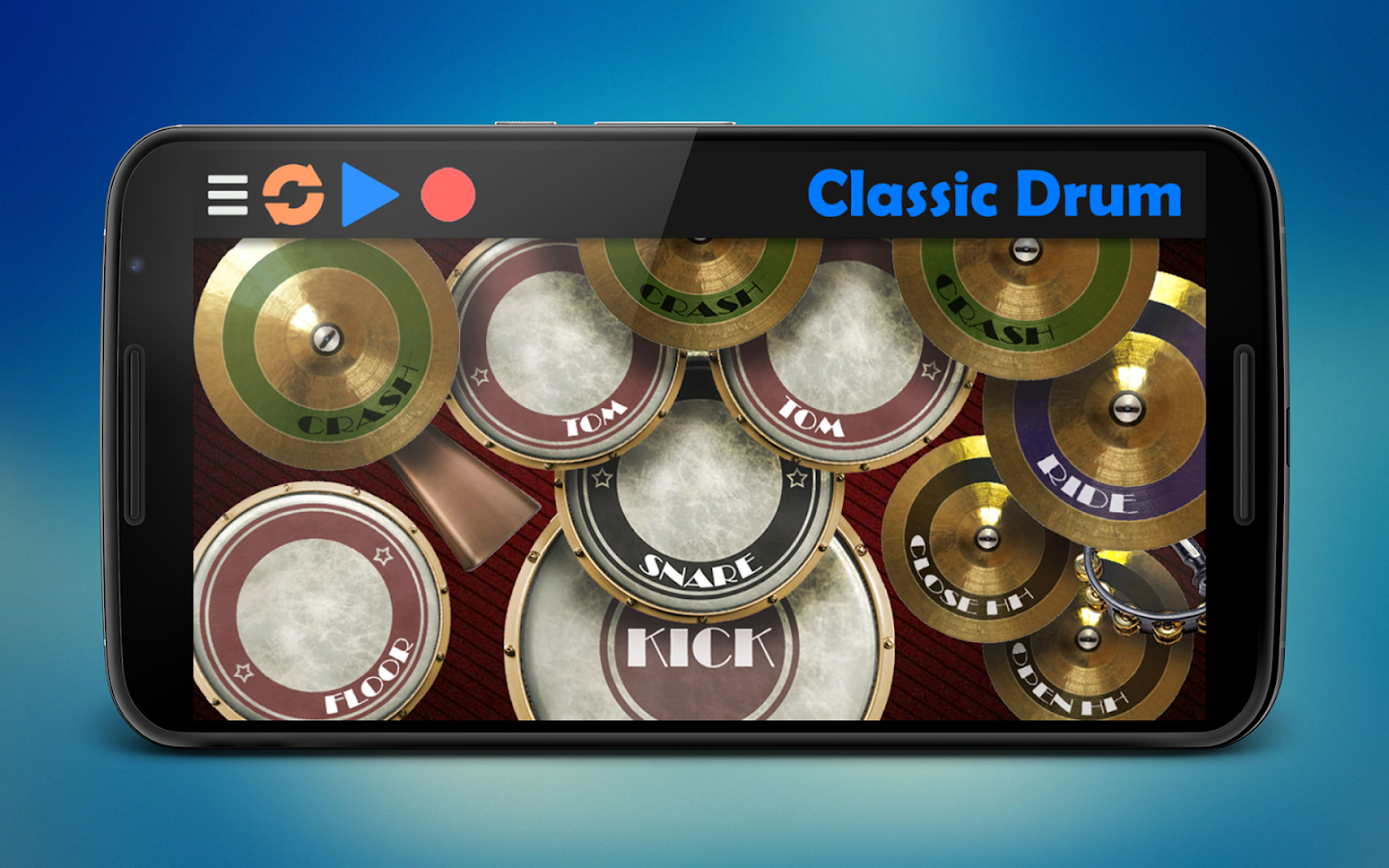 Classic Drum- screenshot
