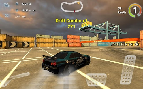 Real Drift Car Racing Free Screenshot 3
