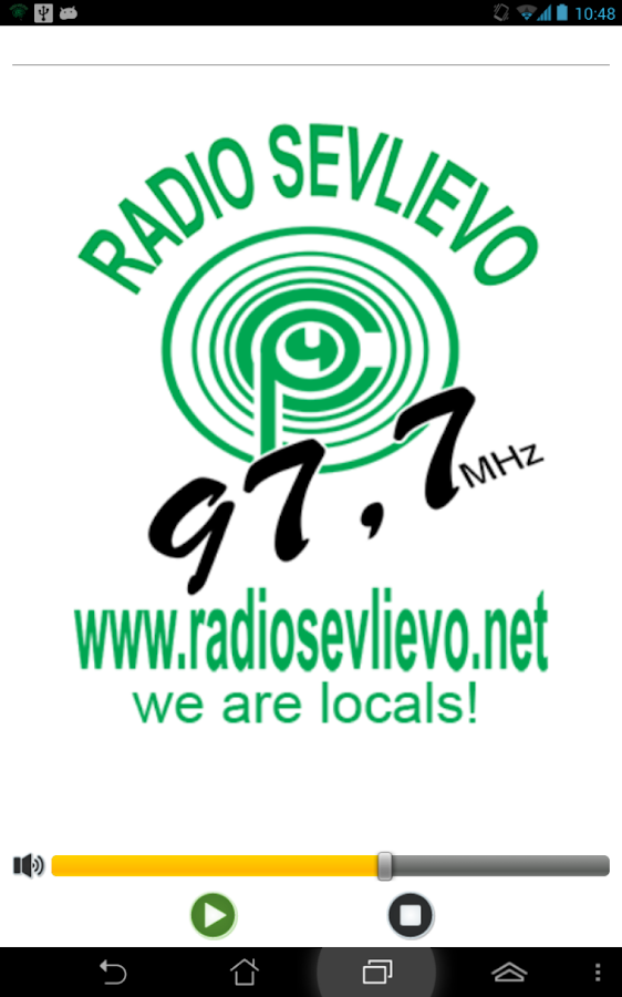 Radio Sevlievo- screenshot
