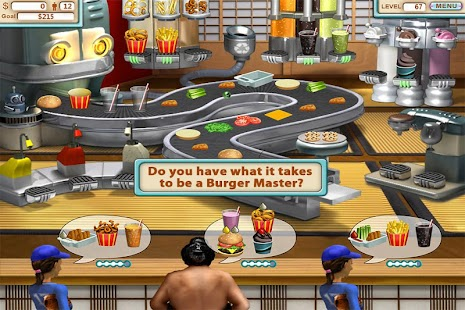 Burger Shop FREE- screenshot thumbnail