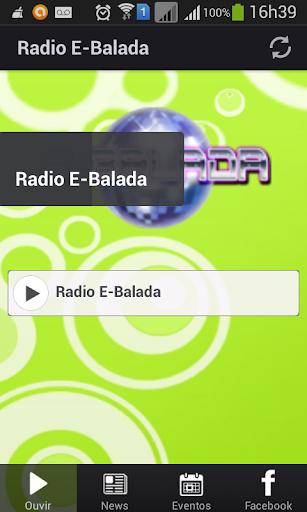 Radio E-Balada Gay House